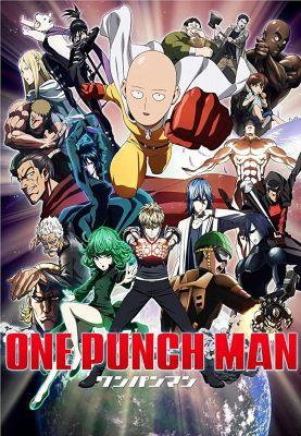 One Punch Man: Wanpanman 1. évad (2015) online sorozat