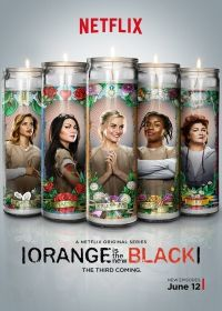 Orange is the New Black 3. évad (2015) online sorozat