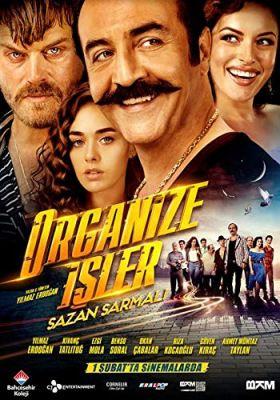 Organize Isler: Sazan Sarmali (2019) online film