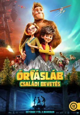 Óriásláb - Családi bevetés (2020) online film
