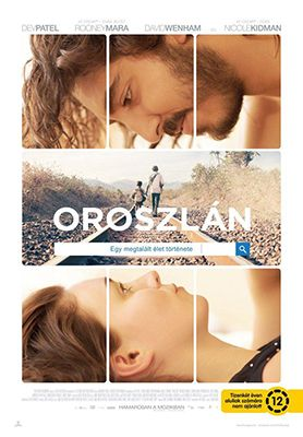 Oroszlán (Lion) (2016) online film