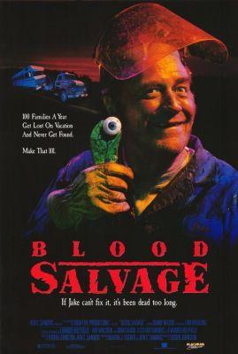 Őrült Jake (Blood Salvage) (1990) online film