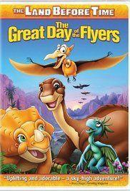 Őslények országa 12. - A nagy repülősnap (2006) online film