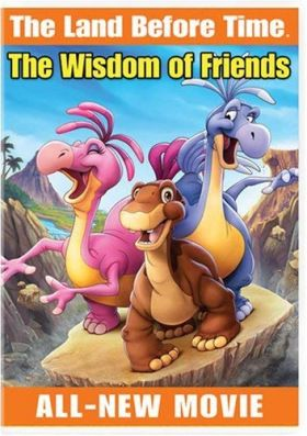 Őslények országa 13. - A barátok bölcsessége (2007) online film