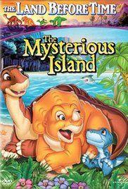 Őslények országa 5: Rejtélyes sziget (1997) online film