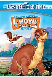 Őslények országa 8: A nagy fagy (2001) online film