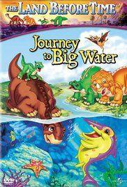 Őslények országa 9. - Utazás a nagy vízhez (2002) online film