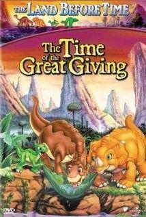 Őslények országa 3. - A nagyszerű ajándékozás kora (1995) online film