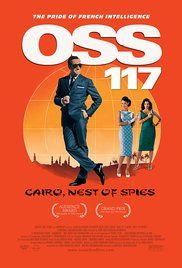 OSS 117: Képtelen kémregény (2006) online film