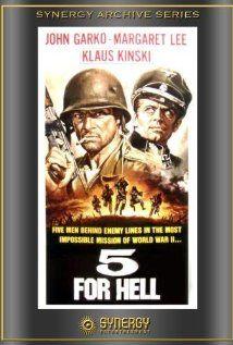 Öten a pokolban (1969) online film