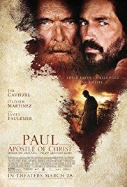 Pál, Krisztus apostola (2018) online film