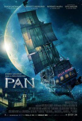 Pán (2015) online film