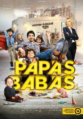 Papás babás (2017) online film