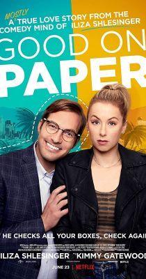 Papíron jónak tűnt (2021) online film