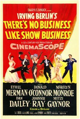 Páratlan biznisz a színházi biznisz (1954) online film