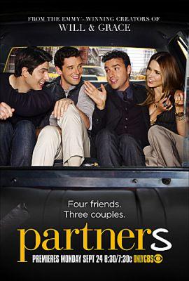 Partnerek 1. évad (2012) online sorozat