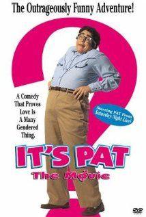 Pat, a rejtélyes (1994) online film