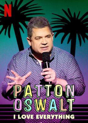 Patton Oswalt: Mindent szeretek (2020) online film