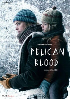 Pelikánvér (2019) online film