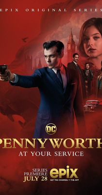 Pennyworth 1. évad (2019) online sorozat