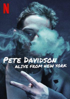 Pete Davidson: Élve New Yorkból (2020) online film