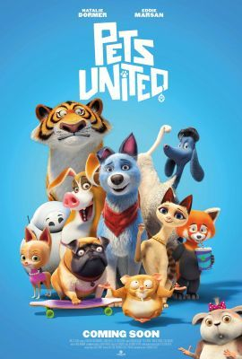 Pets United (2019) online film