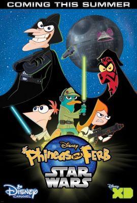 Phineas és Ferb Star Wars (2014) online film