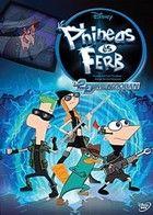 Phineas �s Ferb - A film: A 2. dimenzi� (2011)