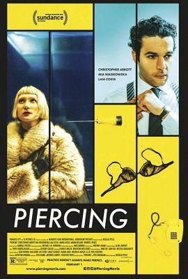 Piercing (2018) online film