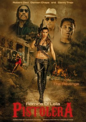 Pistolera (2020) online film