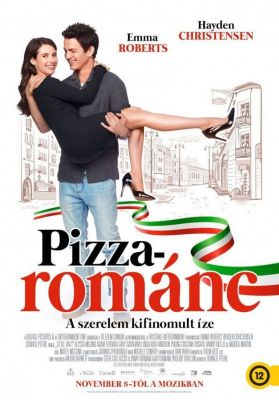 Pizzarománc (2018) online film