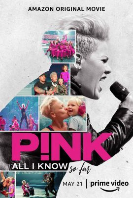 P!nk: All I Know So Far (2021) online film
