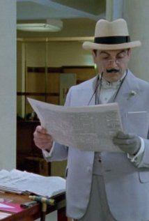 Poirot: Halál a felhők között (1992) online film