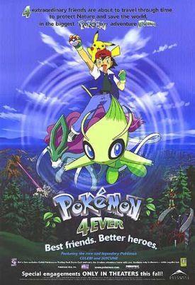 Pokémon 4 : Az időkapu (2002) online film