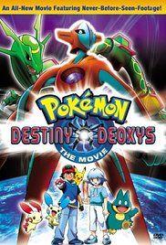 Pokémon 7. - Deoxys végzete (2004) online film