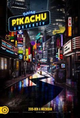 Pokémon - Pikachu, a Detektív (2019) online film