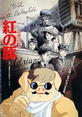 Porco Rosso - A mesterpil�ta (1992)