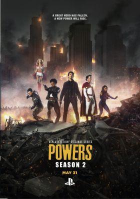 Powers 1. évad (2015) online sorozat