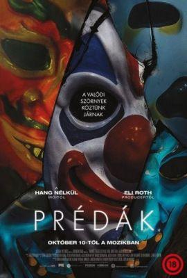 Prédák (2019) online film