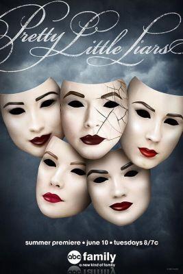 Pretty Little Liars - Csinos Kis Hazugságok 6. évad (2015) online sorozat