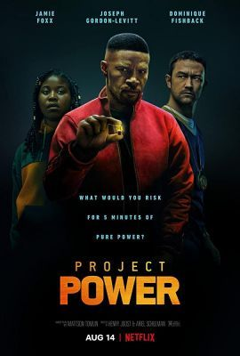 Project Power: A por ereje (2020) online film