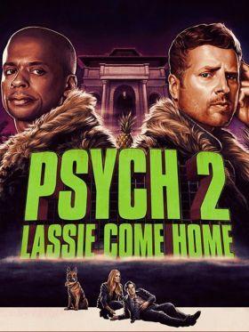 Psych 2: Lassie Come Home (2020) online film