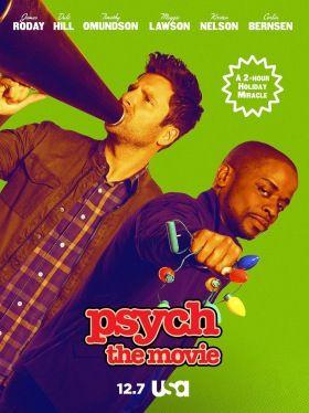 Psych: A film (2017) online film