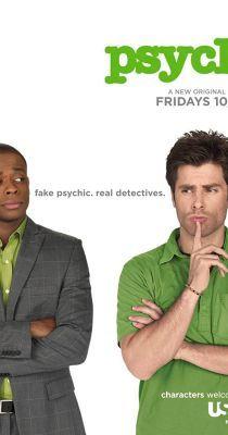 Psych - Dilis dedektívek 2. évad (2008) online sorozat