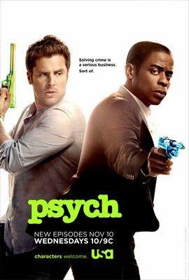 Psych - Dilis detektívek 4. évad (2009) online sorozat