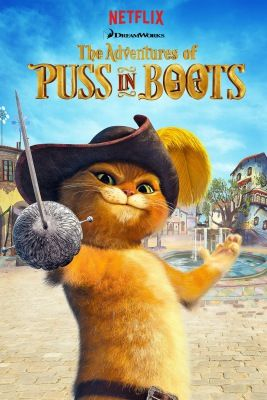 Puss in Book: Trapped in an Epic Tale (2017) online film
