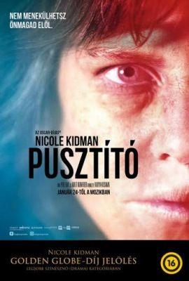 Pusztító (2018) online film
