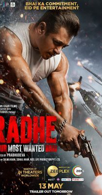 Radhe: Your Most Wanted Bhai (2021) online film