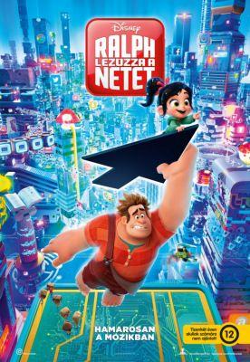 Ralph lezúzza a netet (2018) online film