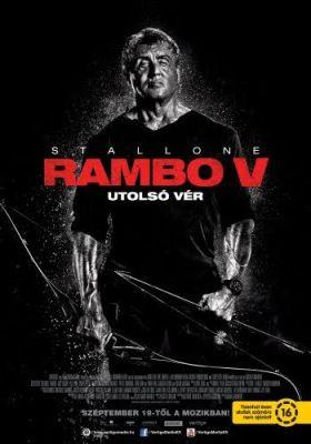 Rambo V - Utolsó vér (2019) online film
